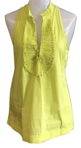 BCBGMAXAZRIA Top Like green