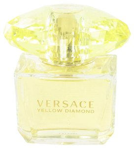Versace VERSACE YELLOW DIAMOND ~ Eau de Toilette Spray (TESTER) 3 oz