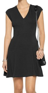 Rebecca Taylor short dress Black on Tradesy