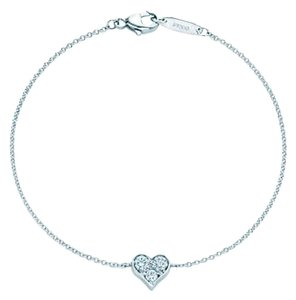 Tiffany & Co. Tiffany Hearts Bracelet With Diamonds