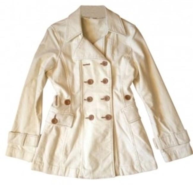 Preload https://item1.tradesy.com/images/tulle-white-pea-coat-size-12-l-151705-0-0.jpg?width=400&height=650