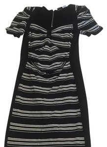 Karen Millen short dress Black and White on Tradesy