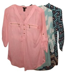 Rue 21 Top Lot of 3