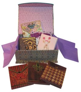 Punch Studios Jeweled Purse Pad Collection from Punch Studios - [ Roxanne Anjou Closet ]