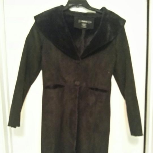 Arden B Arden B Faux Shearling Coat Size Small