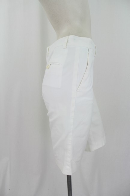 Theory Bermuda Shorts White