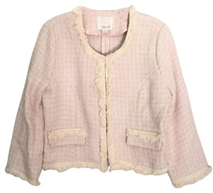 Aryn K Light Pink Jacket