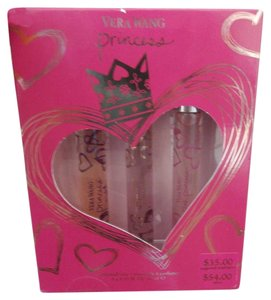 Vera Wang Vera Wang Princess Roller Ball Perfume Trio Princess* Princess Night* Pink Princess