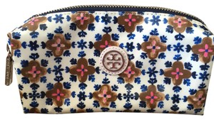 Tory Burch Tory Burch Bridgette Cosmetic Case-Pound Cake