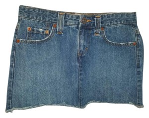 Levi's Mini Skirt Blue