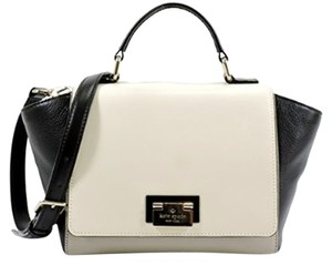 KATE SPADE Satchel in BLACK CLOCKTOWER