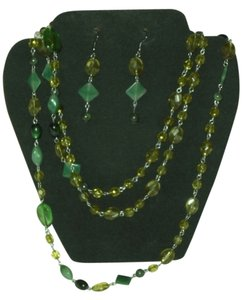 Other Bobbie's Unique necklace and earrings