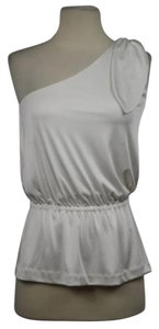 Halston Heritage Womens Top Pearl