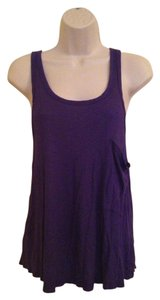 Free People Top Violet