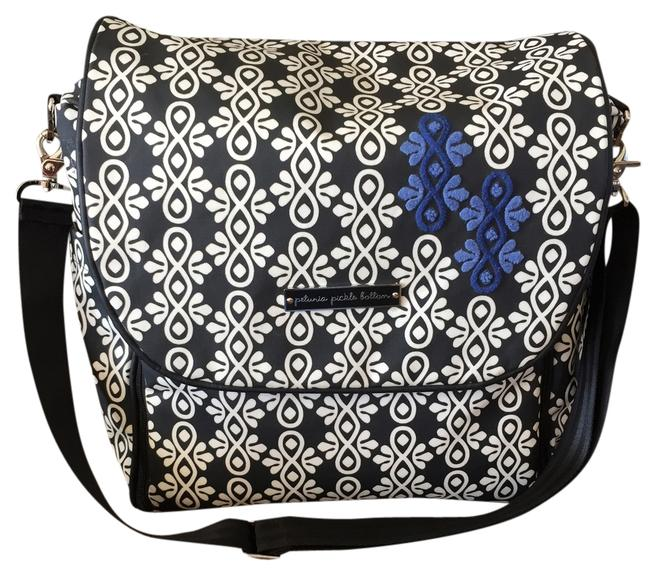 Item - Backpack Boxy Casablanca Cabaret Water Resistence Wipeable Coated Diaper Bag