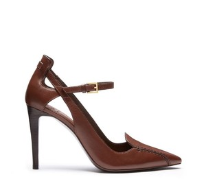 Tory Burch Cognac/brown Pumps