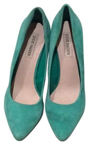 Steve Madden Blue/Teal Pumps