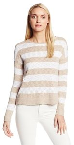 C&C California Sold Out Preppy Beach Stripe Sweater