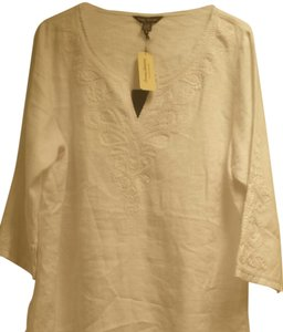 Tommy Bahama Linen Long Casual Tunic