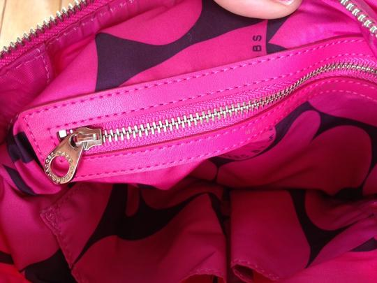 Marc by Marc Jacobs Preppy Hot Pink Summer Pink Nylon Cross Body Bag