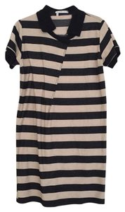 10 Crosby Derek Lam short dress Black and Cream on Tradesy