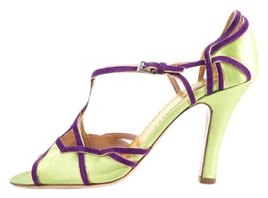 Prada Neon Green Formal