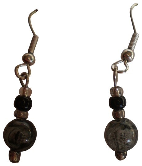 Other New dangle bead earrings