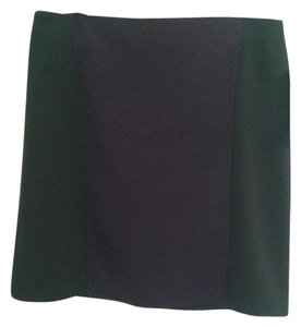 Laundry by Shelli Segal Skirt Black Purple