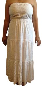 white Maxi Dress by Old Navy Maxi