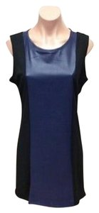 Patterson J. Kincaid short dress Black and Blue on Tradesy