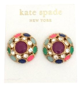 Kate Spade Puttin On The Ritz Stud Earrings
