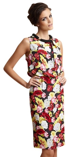 Preload https://item3.tradesy.com/images/magaschoni-dress-floral-1518557-0-0.jpg?width=400&height=650