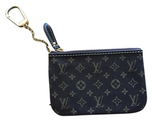 Louis Vuitton Louis Vuitton Fusain Monogram Idylle Pochette Cles Change Purse/Wallet
