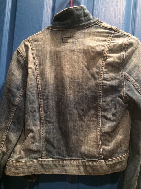 Current/Elliott Womens Jean Jacket