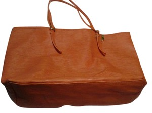 Elizabeth Arden Tote in orange