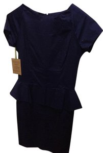 Shabby Apple short dress Navy Blue on Tradesy