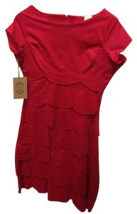 Shabby Apple short dress Red on Tradesy