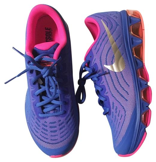 new style f35dd e932d Nike Blue, pink, purple, coral Athletic Image 0 ...