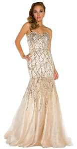 Mac Duggal Couture Evening Mother Of Bride Size 10 Dress