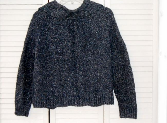 Style & Co Warm Cardigan Shawl Collar Sweater