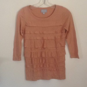 Pure Collection T Shirt Light salmon