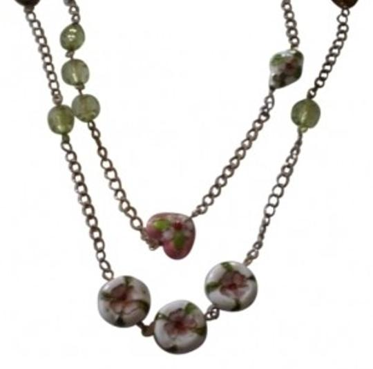 Other Long cloisonne beads necklace