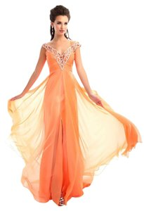 Mac Duggal Couture Evening Prom Size 12 Dress