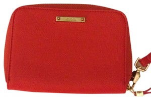 Stella & Dot Wristlet in Red