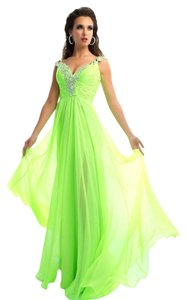 Mac Duggal Couture Evening Prom Size10 Dress