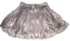 H&M Skirt Metallic