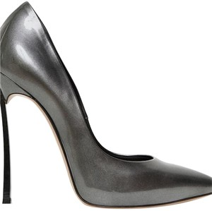 Casadei Dark silver grey Pumps