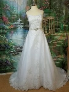DaVinci Bridal 50009 Wedding Dress
