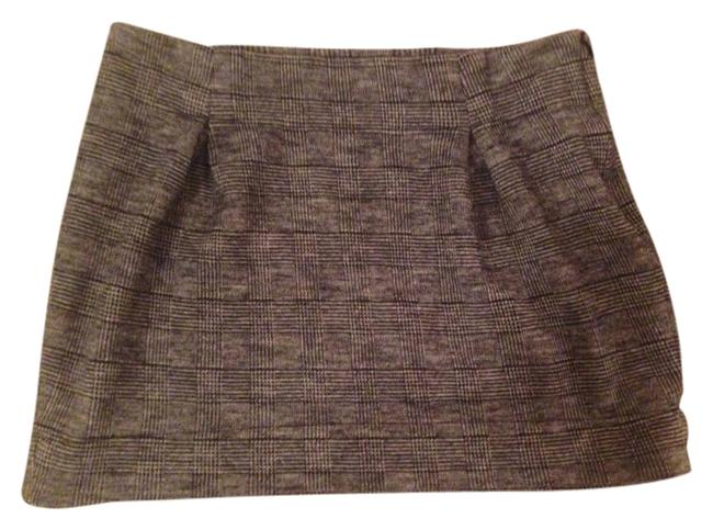 Banana Republic Skirt Black And Grayish