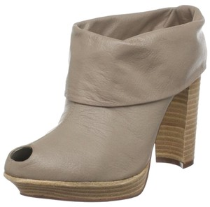 Mea Shadow Leather Edgy Blush Boots